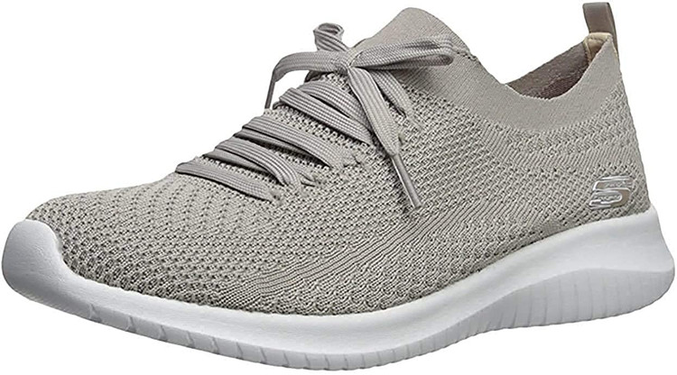 Skechers Women's Air Cooled Statements Taupe