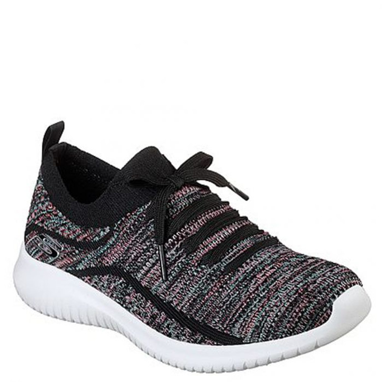 Skechers Women's Air Cooled Statements BKMT