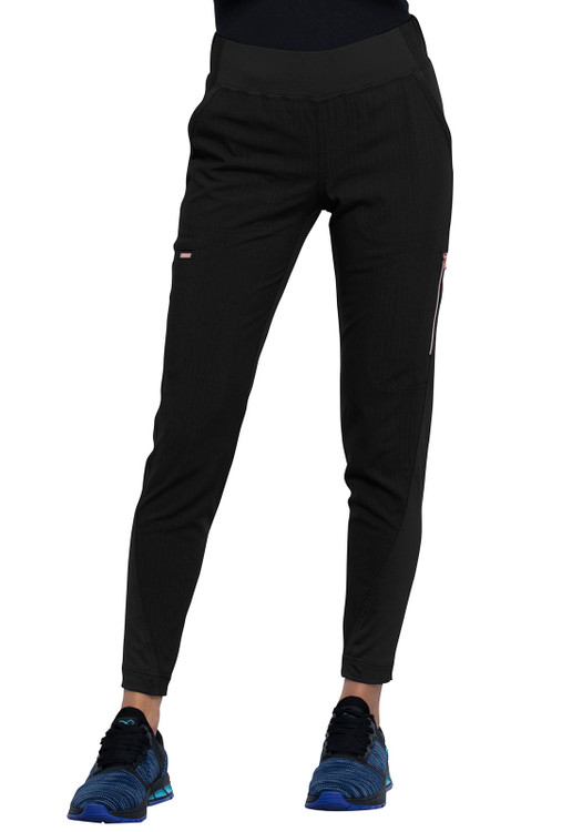 Statement Pant Mid-Rise Tapered Leg CK175