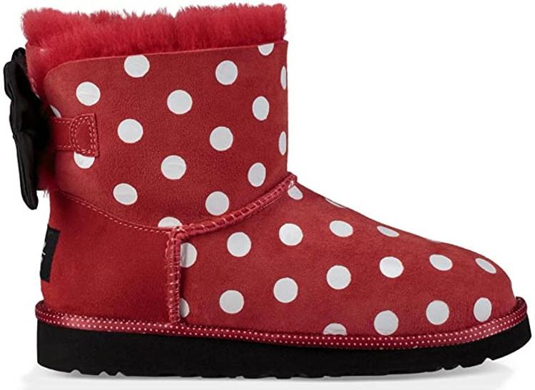 Ugg Kid's Disney Minnie Sweetie Bow Red
