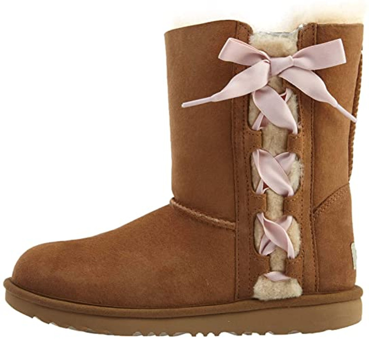 Ugg Kid's Pala Chestnut