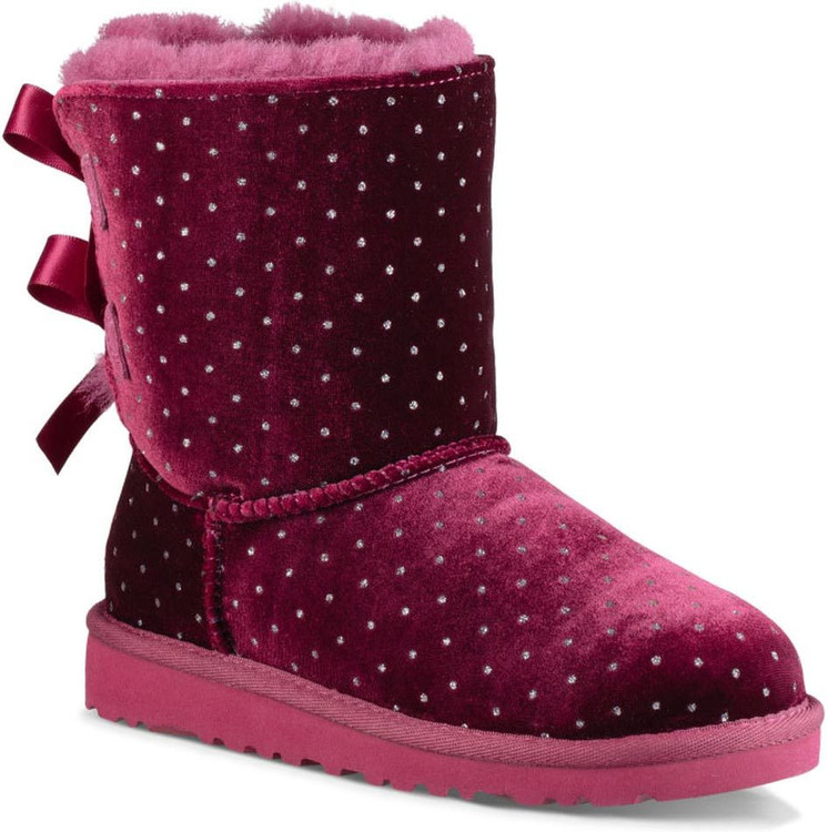 Ugg Kid's Bailey Bow Starlight LHTS