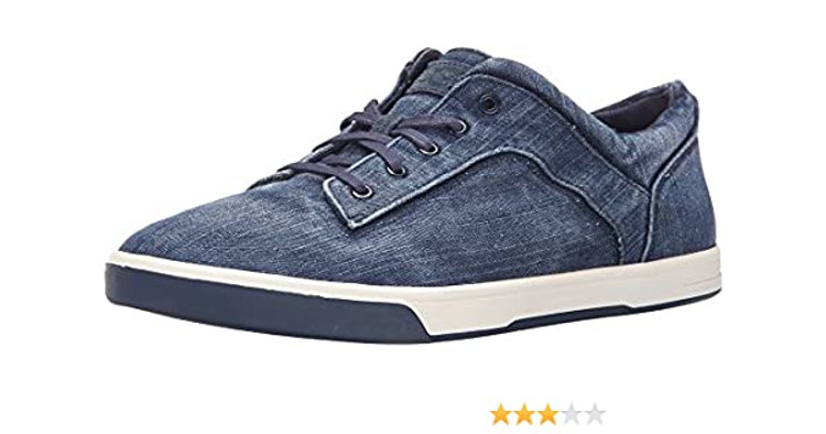 Ugg Men's Bueller Washed Denim Navy