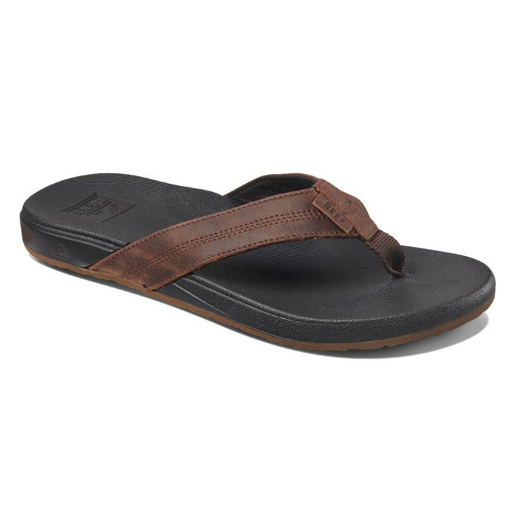 Reef Men's Bounce Phantom LE Black/Brown