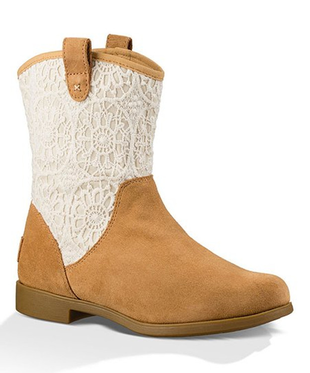 UGG Girls Dahlia Lace Boot