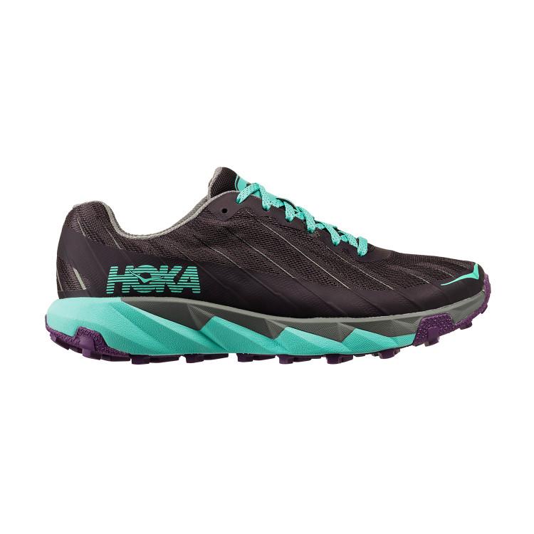 Hoka Women's Torrent Nine Iron Steel Grey