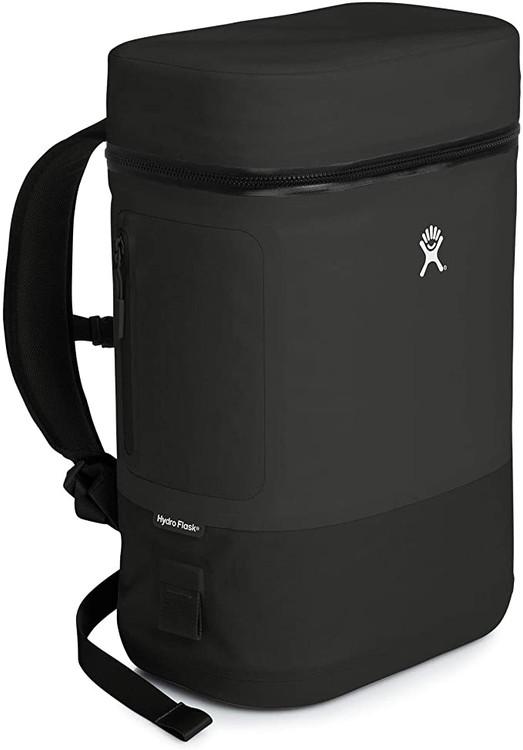 Hydroflask 22L Backpack Soft Cooler Black