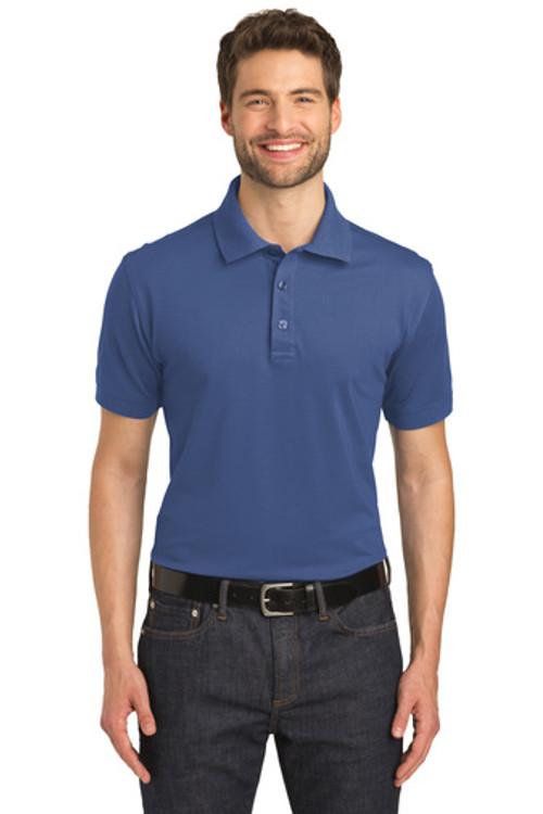 Port Authority Men's Moonlight Blue Polo K555