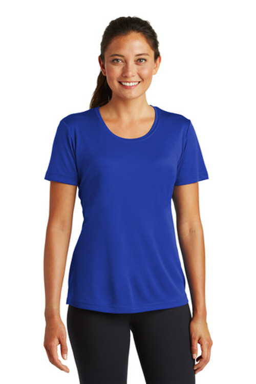 Sport-Tek Competitive Tee Women's True Royal LST350