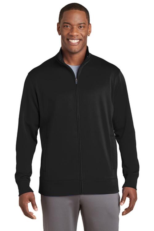 Sport-Tek Sport Wick Fleece Full Zip jacket men's ST241