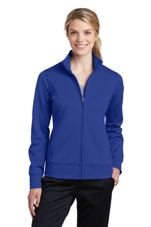 Sport-Tek Sport Wick Fleece Full Zip jacket Women's LST241