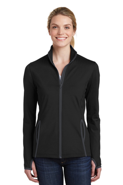 Sport-Tek Ladies Full Zip jacket