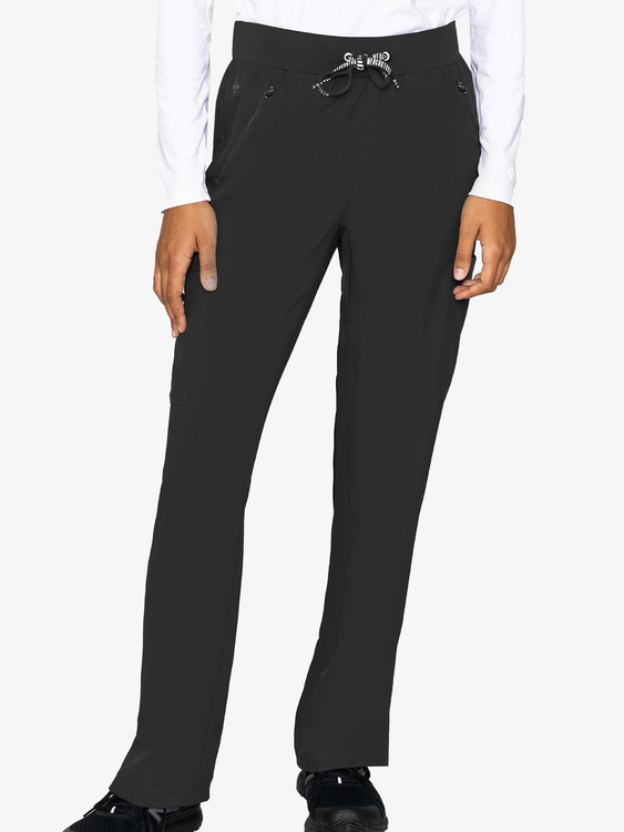 Med Couture Insight Straight Leg Zipper Pocket 2702