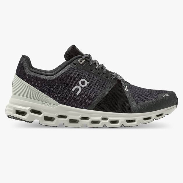 On Running Men's Cloudstratus Black/Mineral
