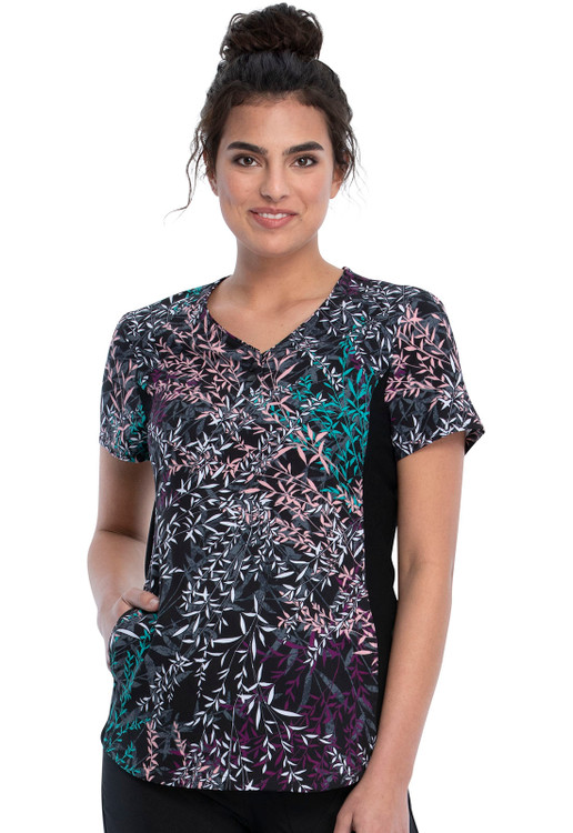 Cherokee Fashion Top Just Be-Leaf CK732 JUSB