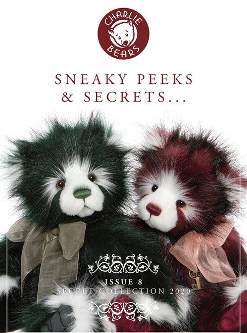 Sneaky Peeks & Secrets Issue 8