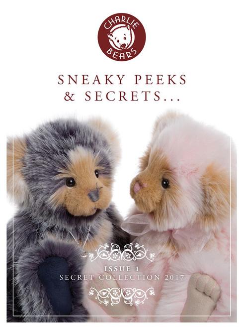 Sneaky Peeks & Secrets Issue 1