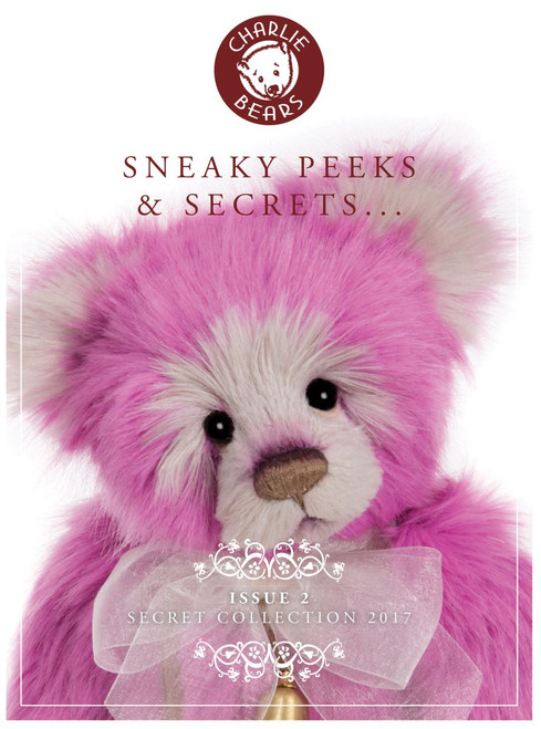 Sneaky Peeks & Secrets Issue 2