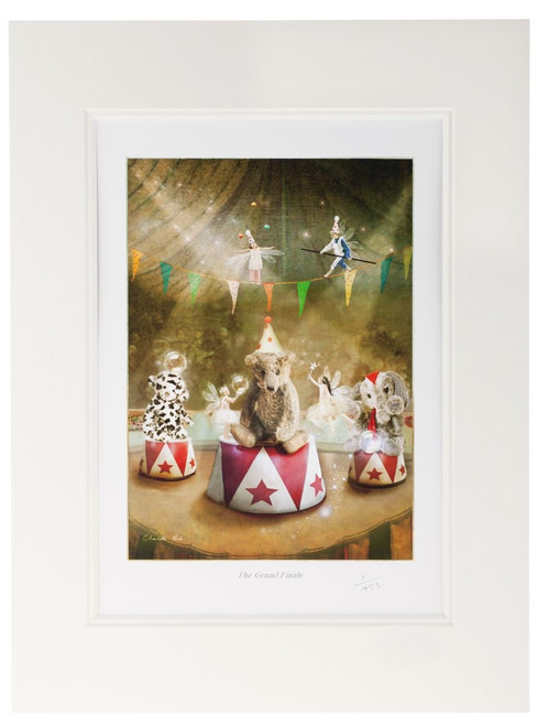 Collector's Print - The Grand Finale