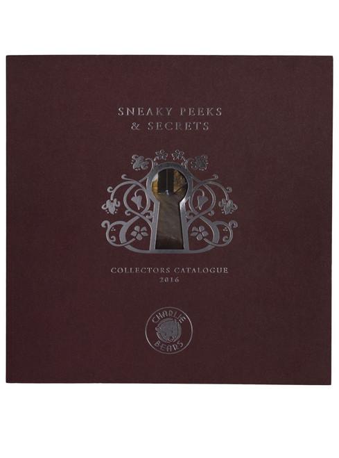 2016 Collection Catalogue Part 2 - Sneaky Peeks & Secrets