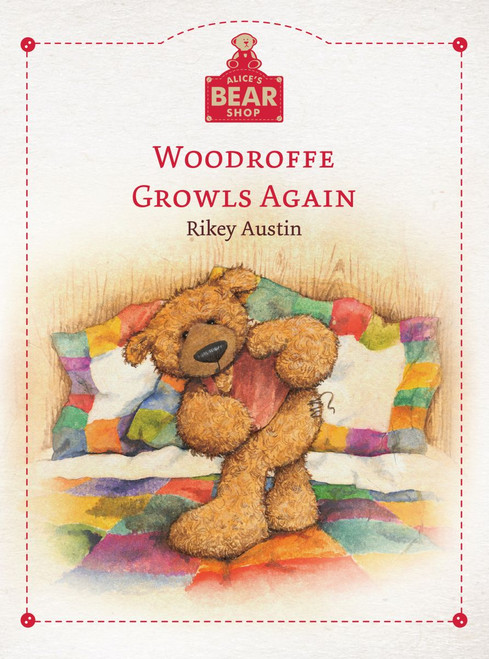 Alice's Bear Shop Book - Woodroffe Growls Again