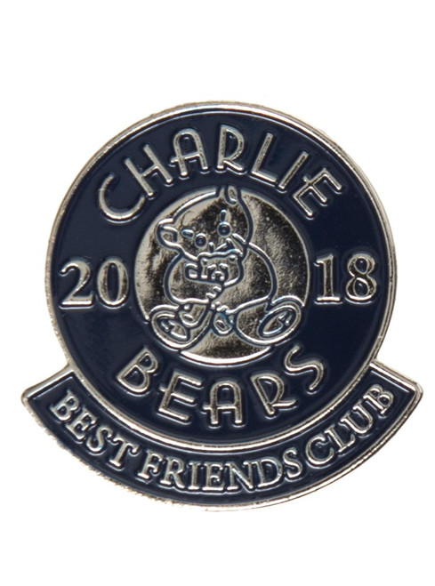 Pin badge 2018