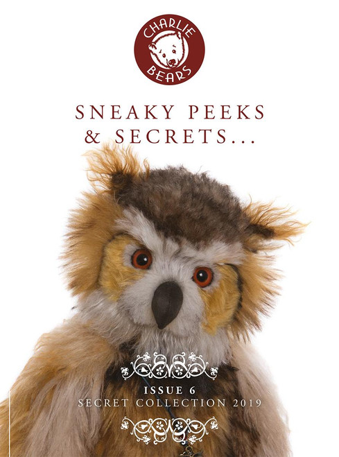 Sneaky Peeks & Secrets Issue 6