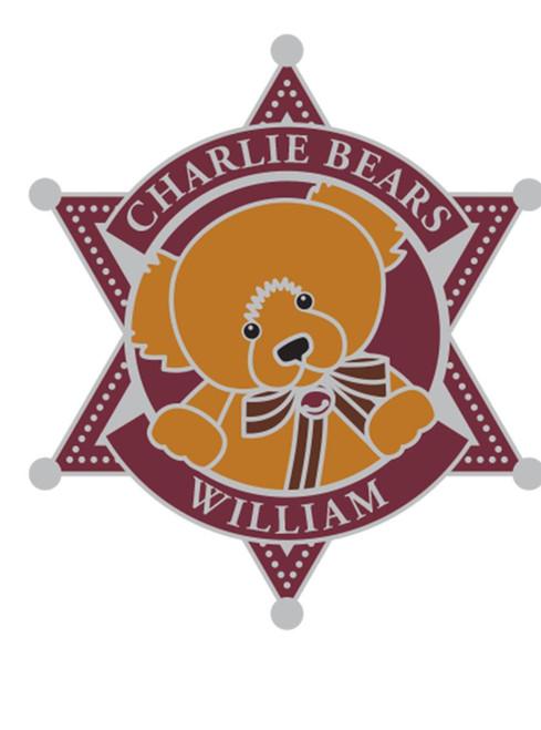 Pin Badge William