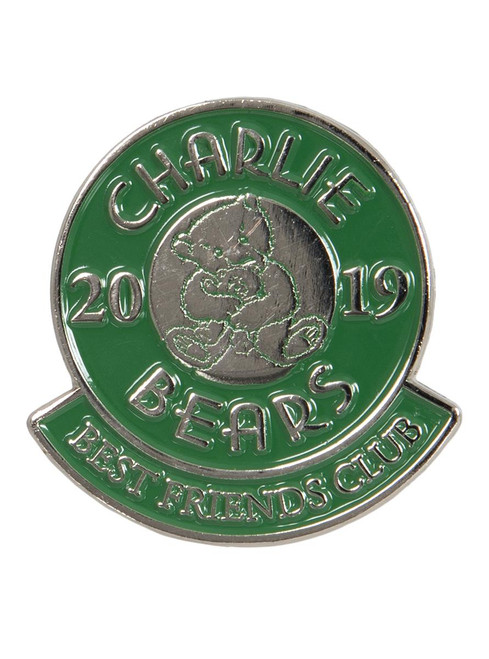 Pin badge 2019