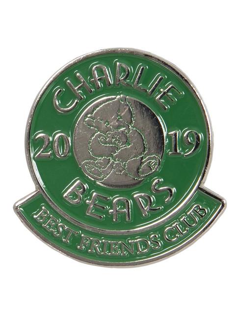 Pin badge 2019