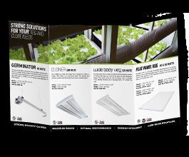 LED Quad-Fold Brochure