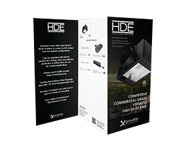 HDE Tri-Fold Brochure