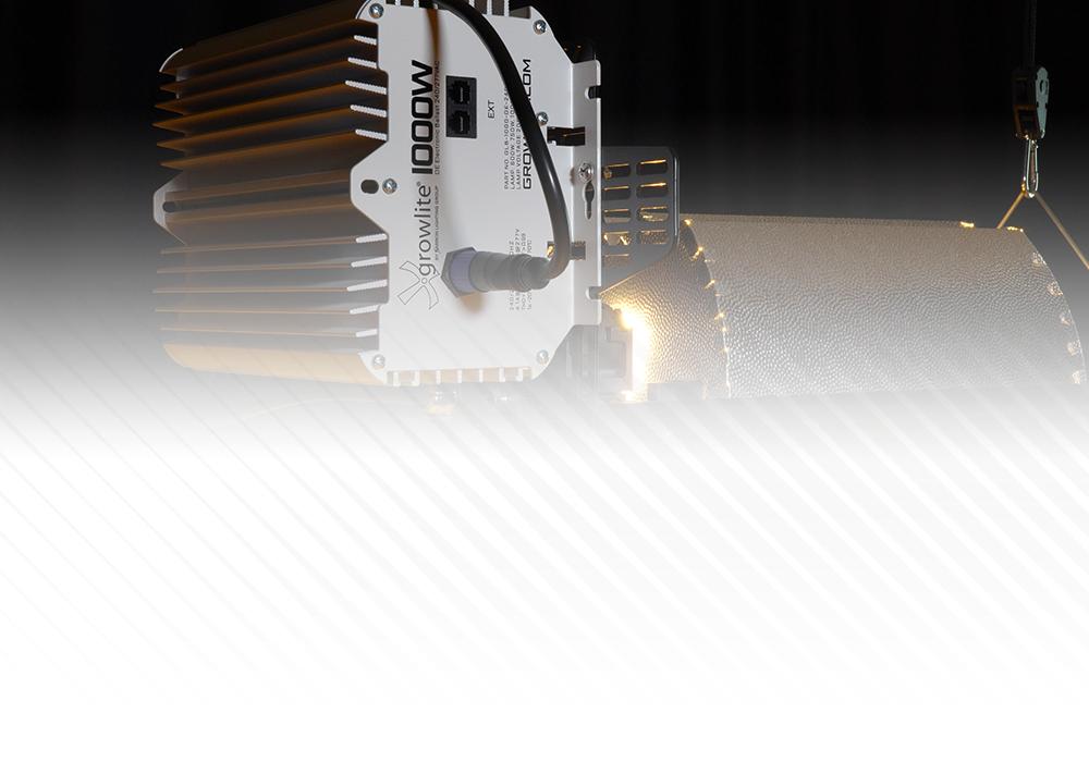 1000W 240/277VAC DE Electronic Ballast