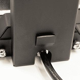Removable Universal Ballast Bracket