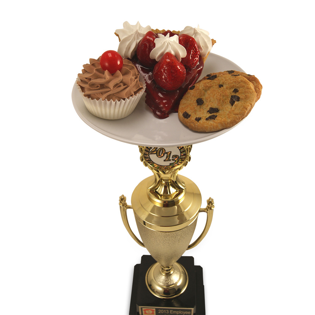 Dessert Trophy Cup