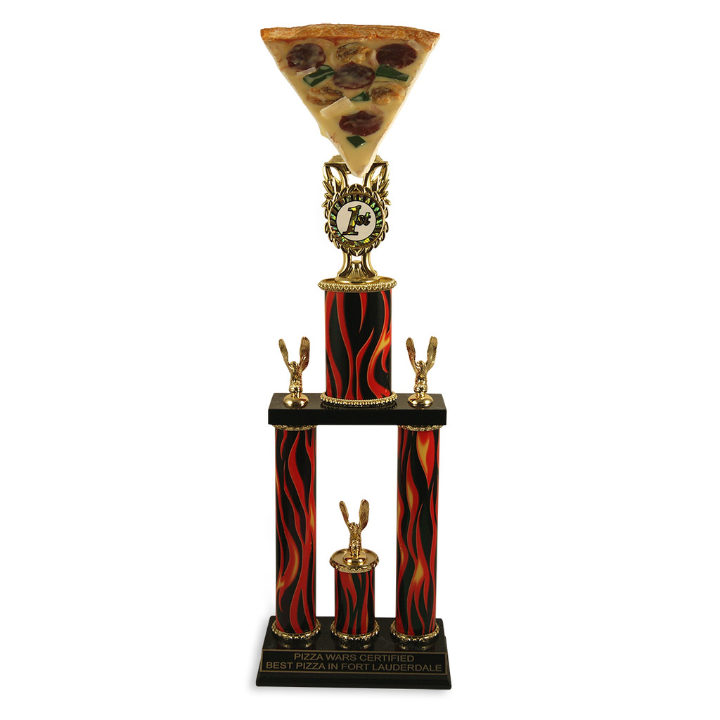 Jumbo Pizza Trophy