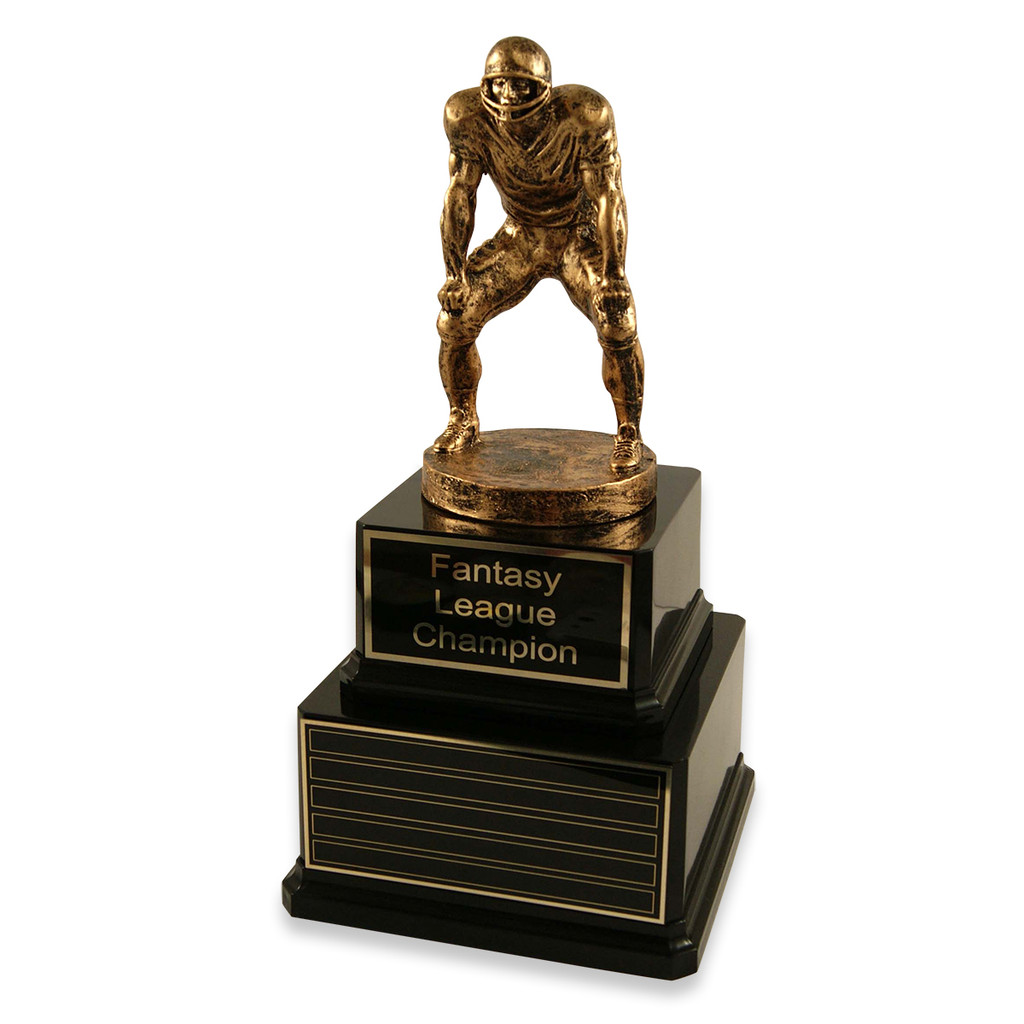 Perpetual Football Defense Trophy