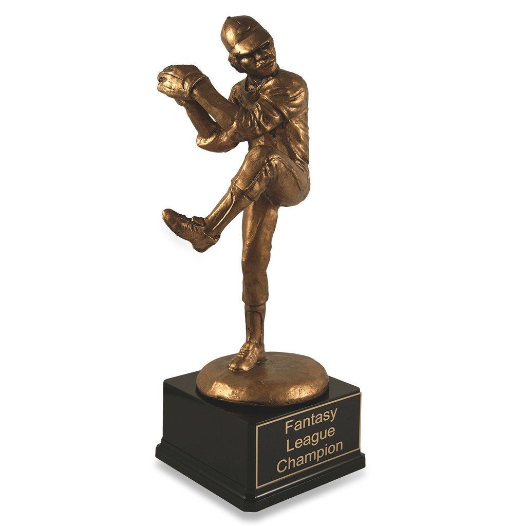Fantasy Baseball Pitcher Trophy