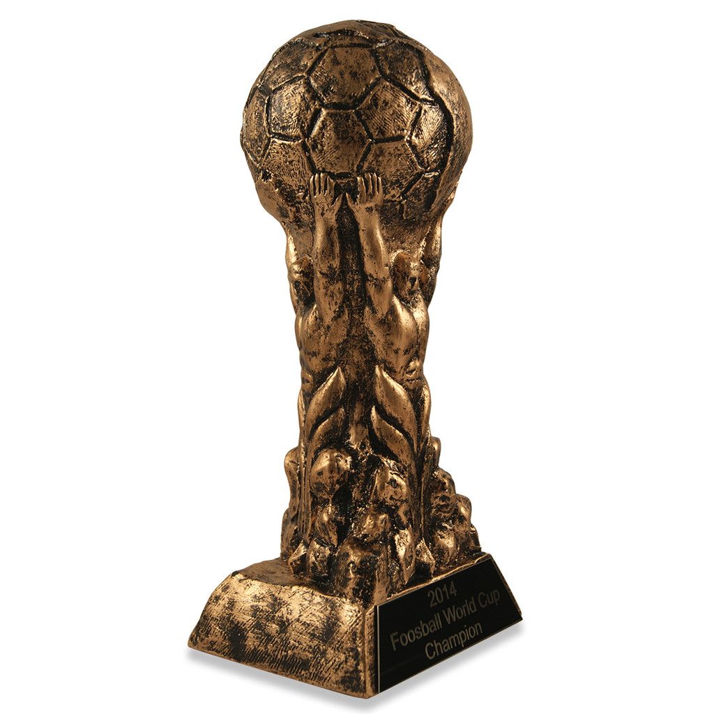 World Cup Look Alike Soccer Trophy
