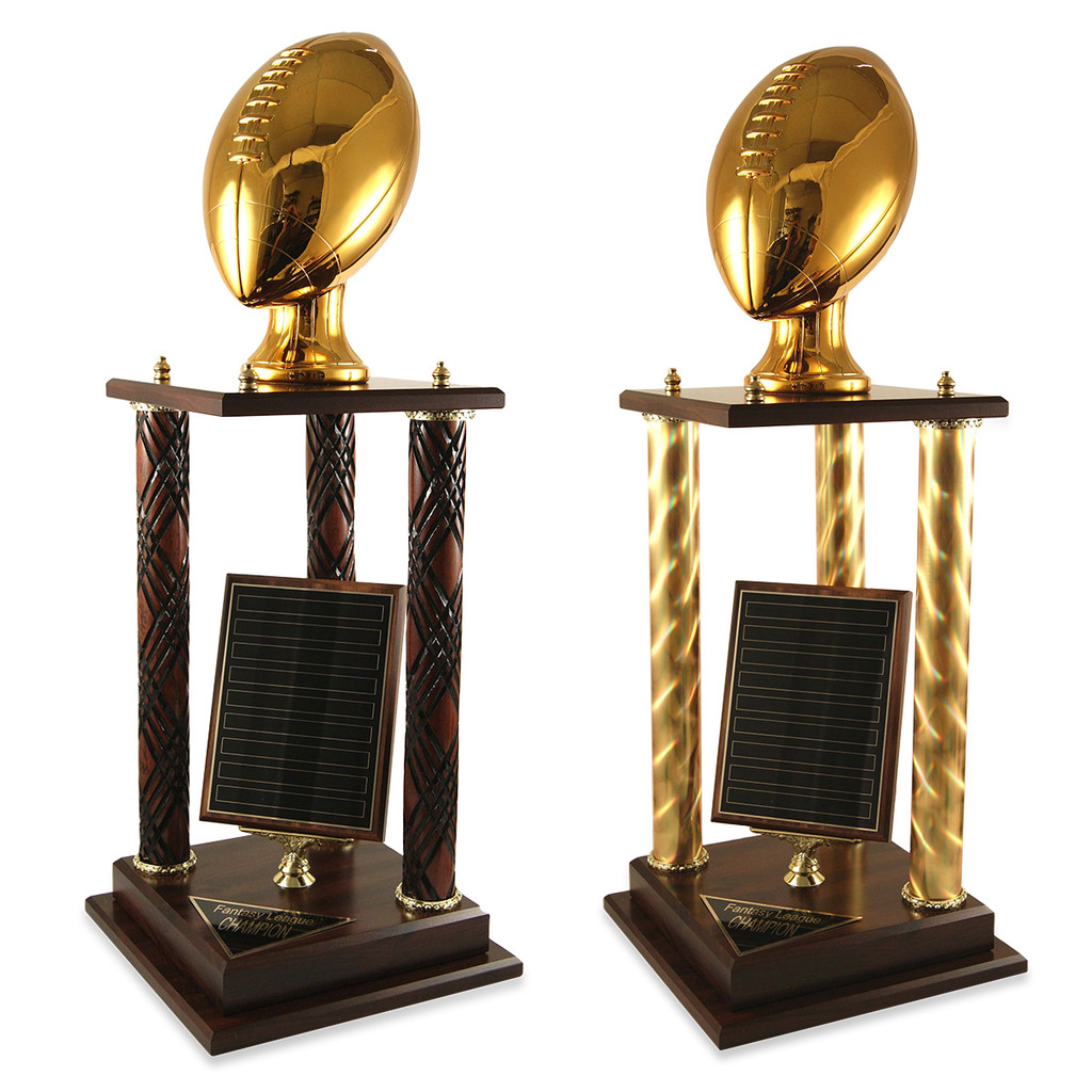 Golden Football Victory Trophy
