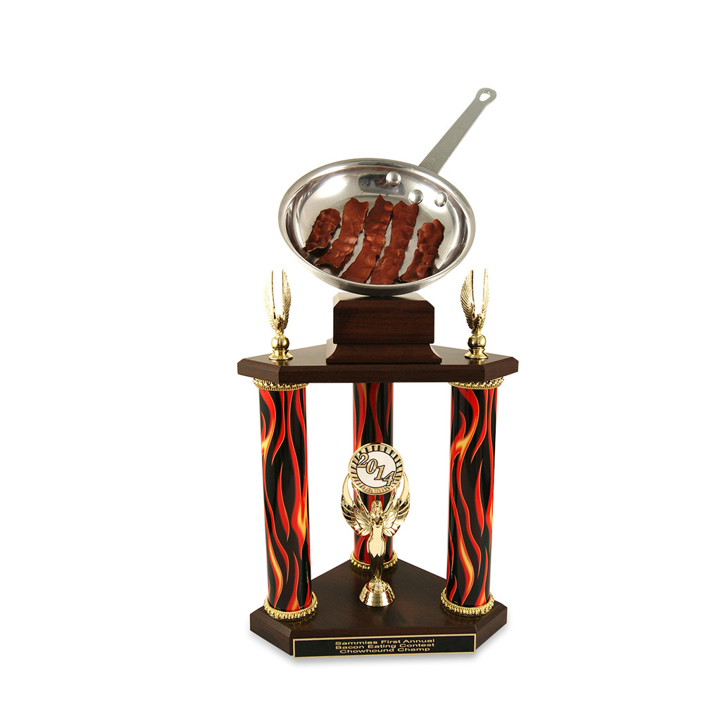 Deluxe Bacon Trophy
