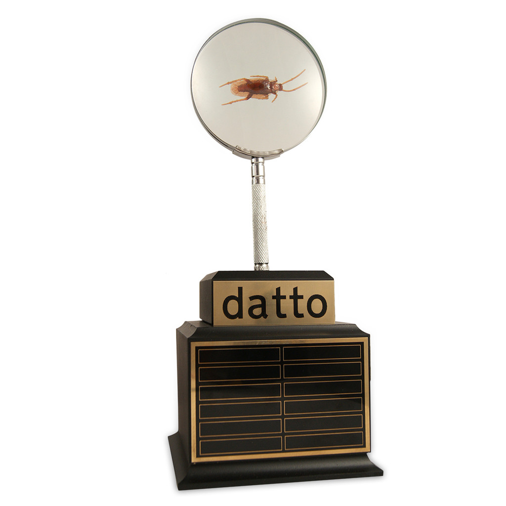 Bug Out Trophy