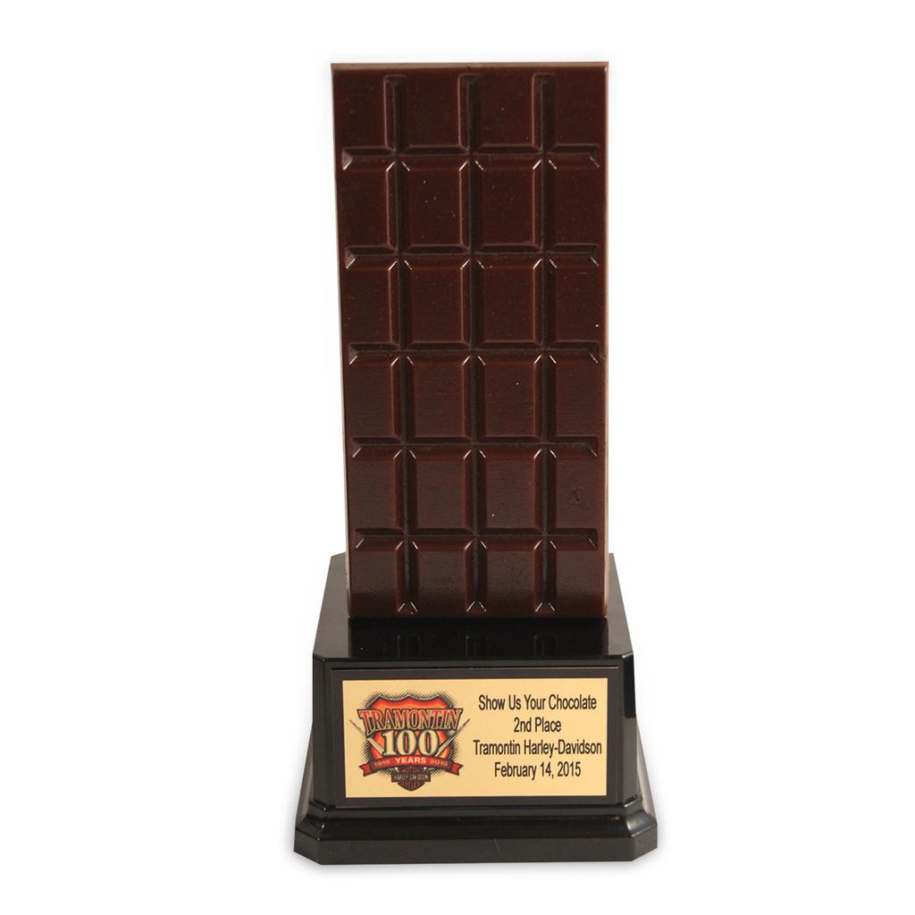 Chocolate Bar Trophy