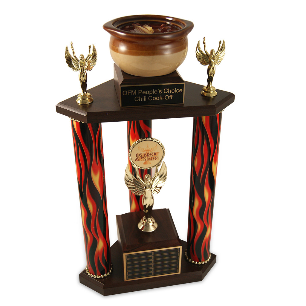 Perpetual Super Chili Trophy