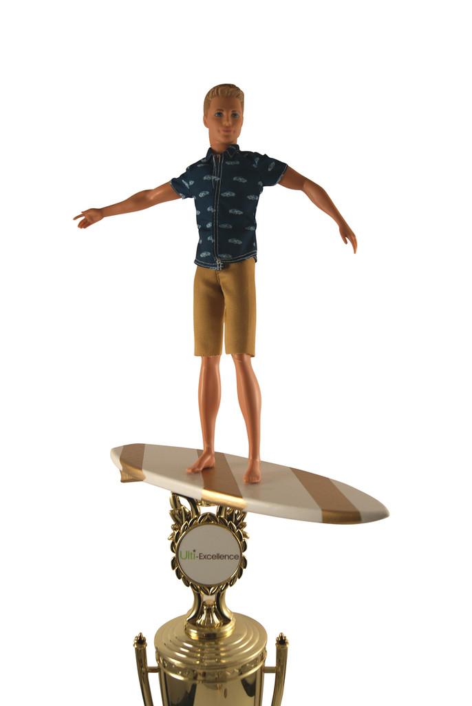 Surfer Detail