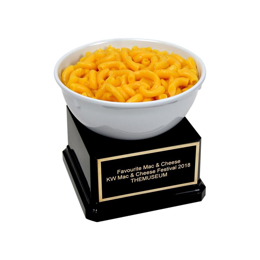 Mac and Cheese Award