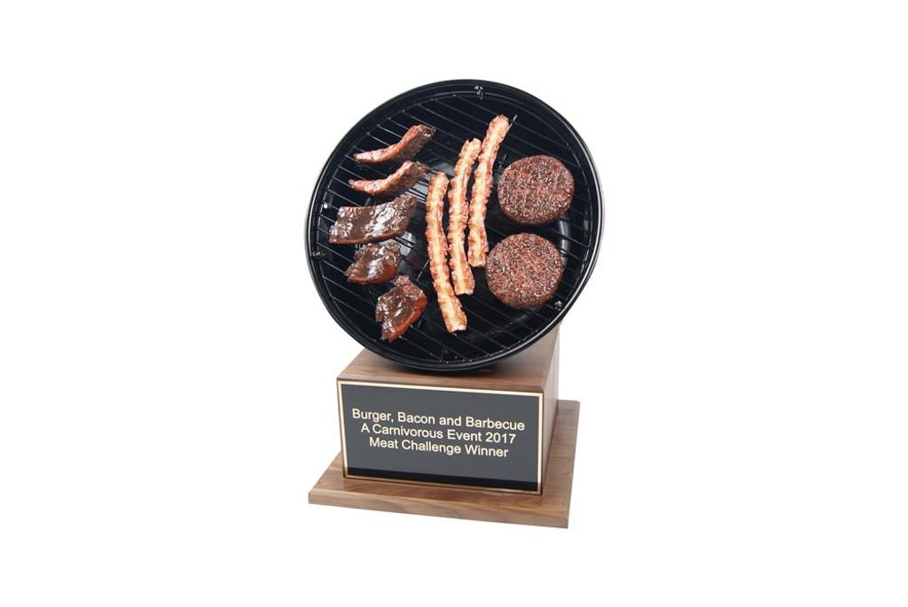 Burgers, Bacon & Rib Grill Award