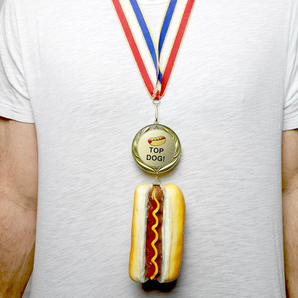Hot Dog Medal