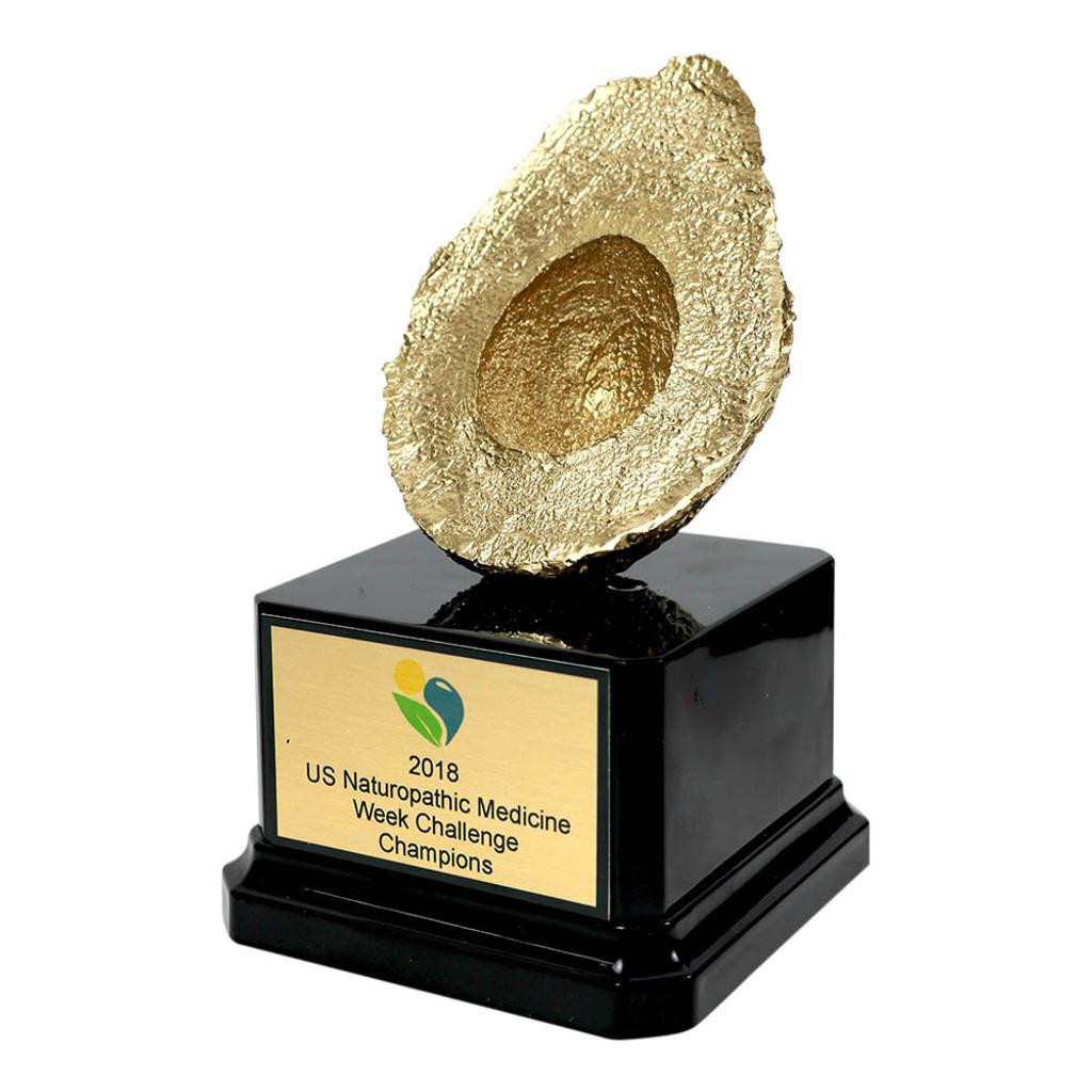 Golden Avocado Trophy