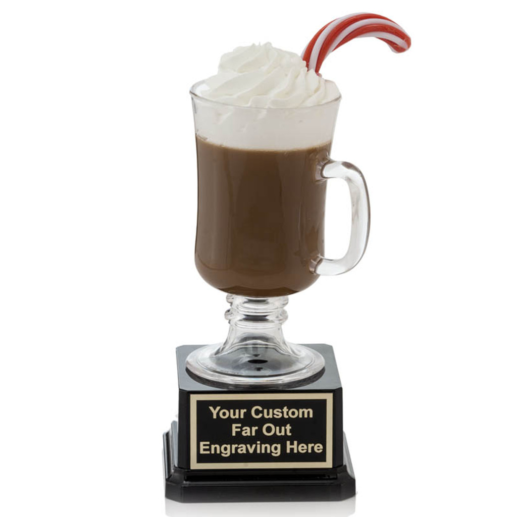 Peppermint Mocha Trophy